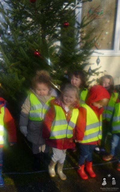 Oh Christmas Tree, Oh Christmas Tree…..