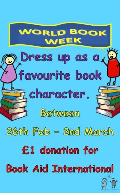 World Book Week!