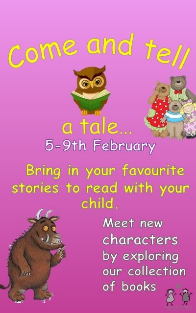 Read with us!